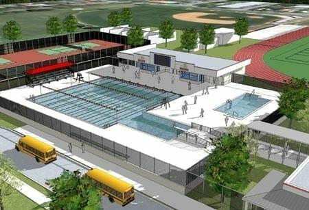 South Broward High School opens new Aquatic Center