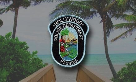 Five new police officers sworn in to the Hollywood Police Department