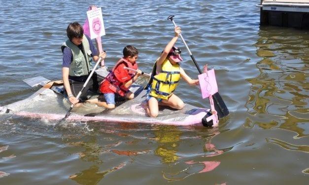 Cardboard Boat Race set for Oct. 18