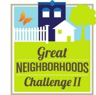 Four weekends left for participants in the Great Neighborhoods Challenge