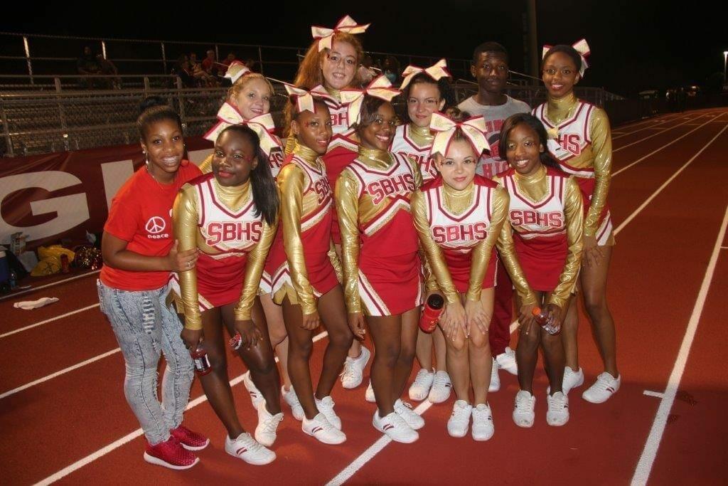 South Broward High School cheerleading team enters competitive season