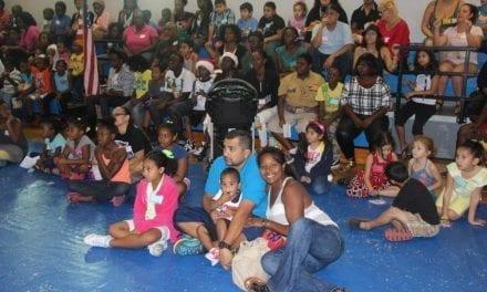 Washington Park Community Center makes holiday dreams come true