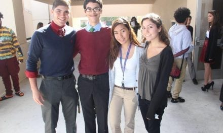 War veterans honored by McArthur and South Broward High students