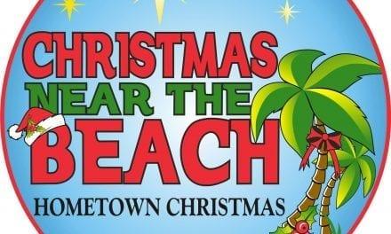 Christmas Near The Beach 2014