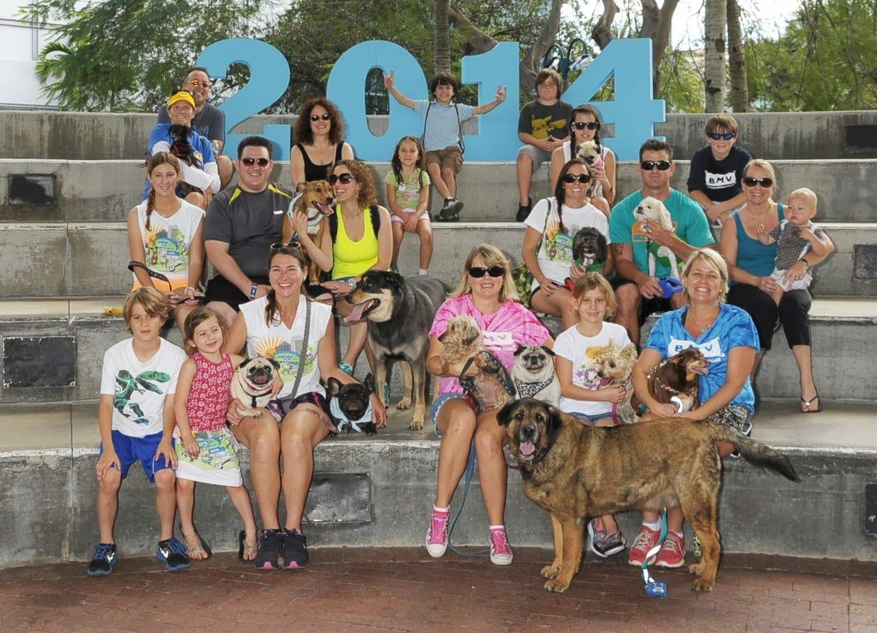 Join the Beachside Montessori Village Team to Walk for the Animals Feb. 28