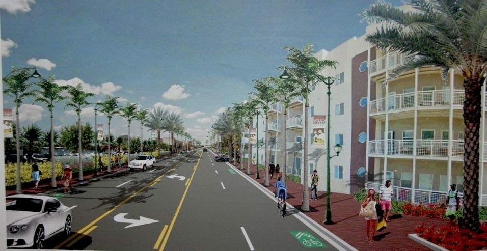 Work on A1A from Sheridan St. to Hollywood Blvd. to begin in 2017