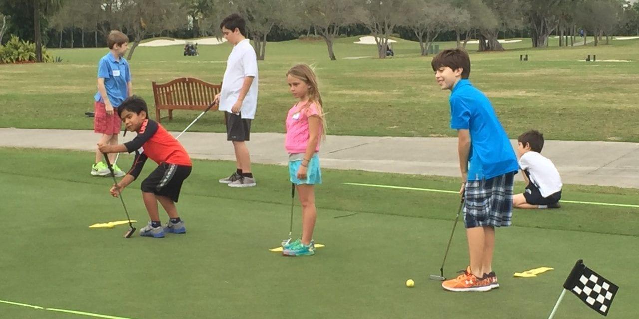 Diplomat Golf & Tennis Club announces summer camp