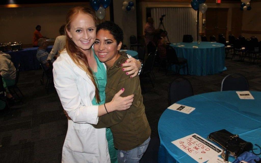 Memorial Regional Hospital reunites trauma teams with patients on Trauma Awareness Day