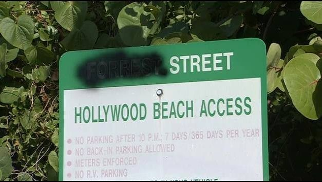 Sign of the times: Should Hollywood street names get updated?