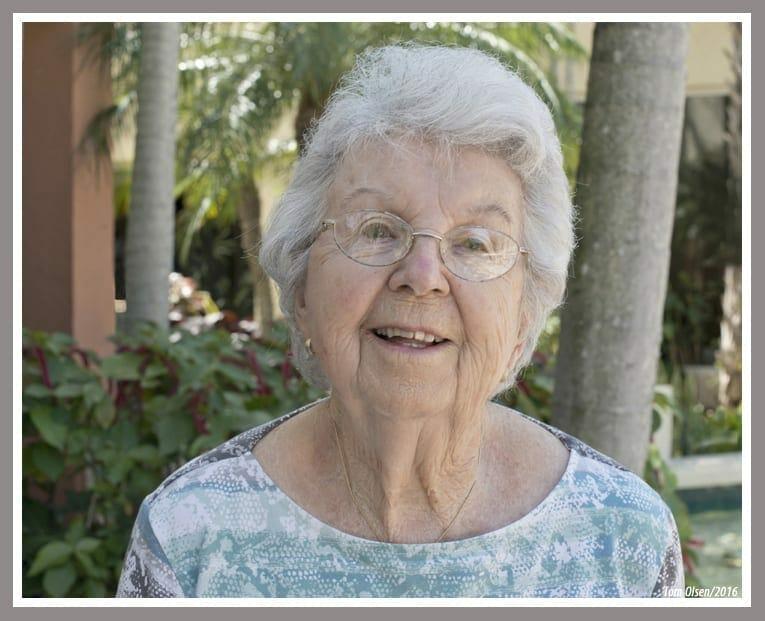 Meet Virginia: Hollywood resident since 1951