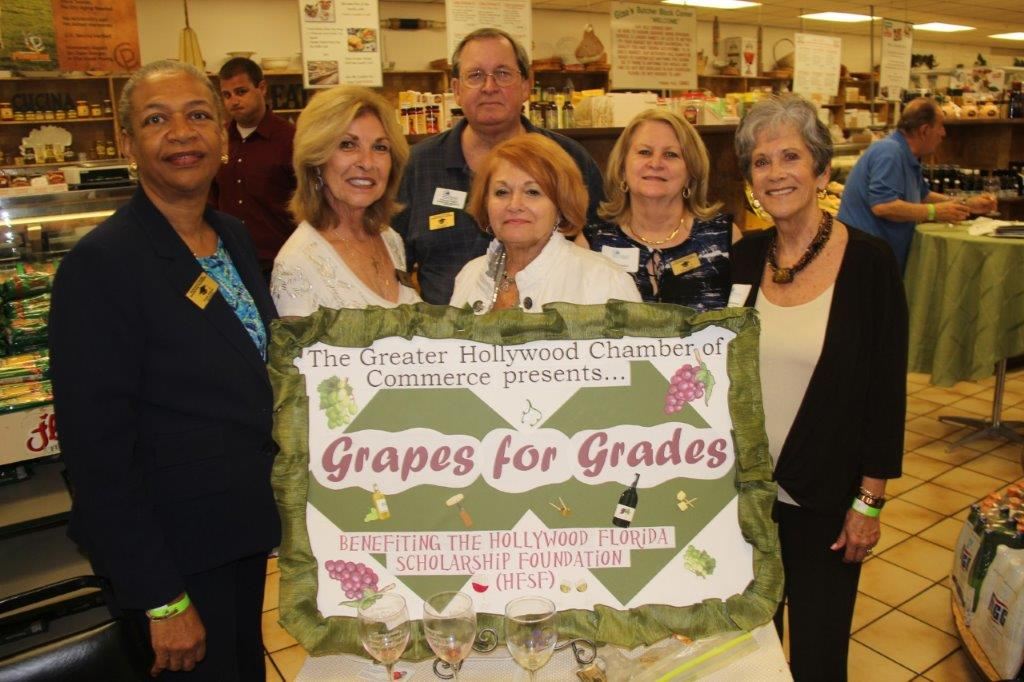 Grapes for Grades raises money for college scholarships; annual event set for Sept. 16