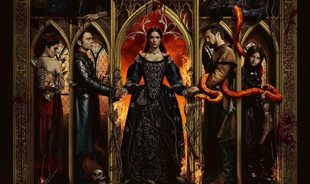 Hollywood local Seth Gabel stars in hit show Salem; season 3 starts Nov. 2