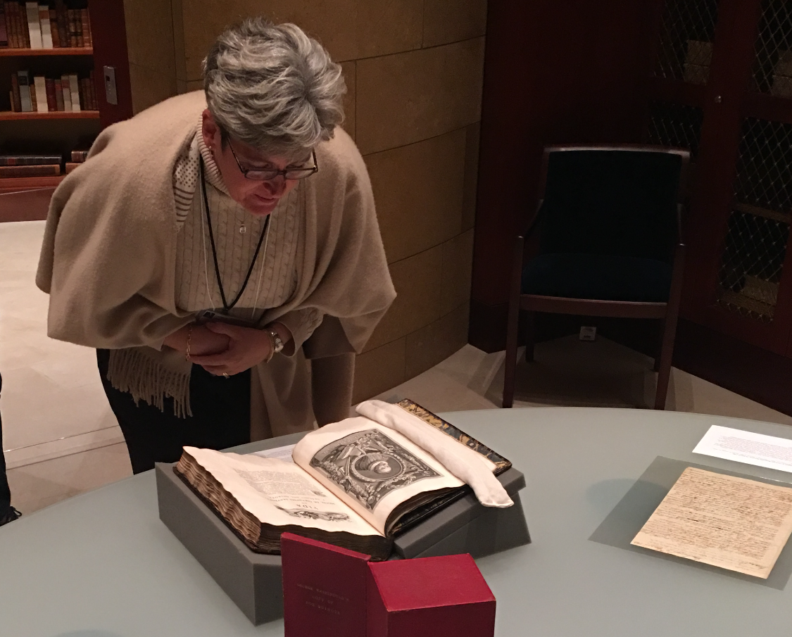 Nativity Catholic School literature teacher Lynne Moore earns honors