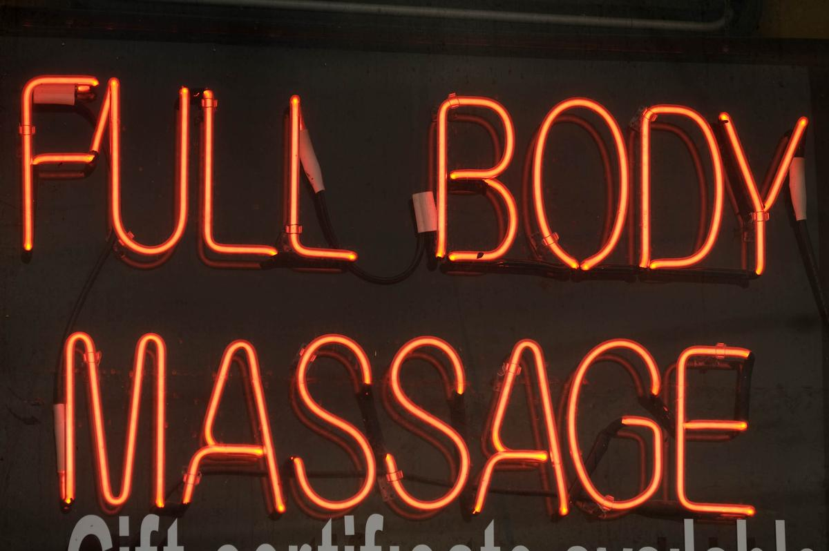 Hollywood Police make arrests in massage parlor-prostitution sting