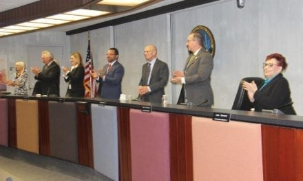 Hollywood swears in its newly elected officials