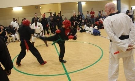 Martial Arts tournament raises money to fight children's syndrome