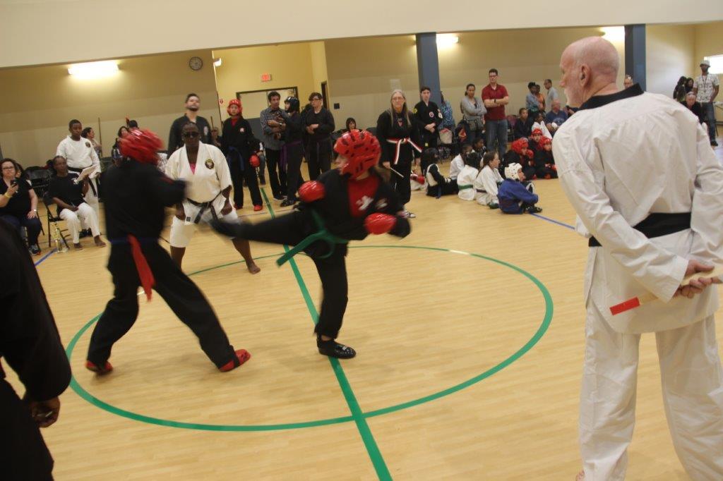 Martial Arts tournament raises money to fight children's syndrome