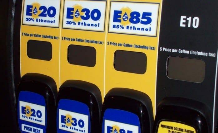 flex-fuel-pump-e1373585401991 Hollywood moves closer to all 'green' fleet