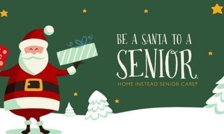 'Be a Santa to a Senior' Program Provides Comfort, Companionship and Cheer to Broward County Seniors