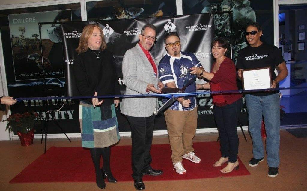 East Coast Gaming Celebrates Grand Opening