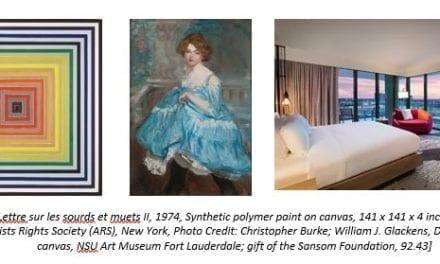 "Diplomat Beach Resort and NSU Art Museum Team Up for ""The Art of Travel"""