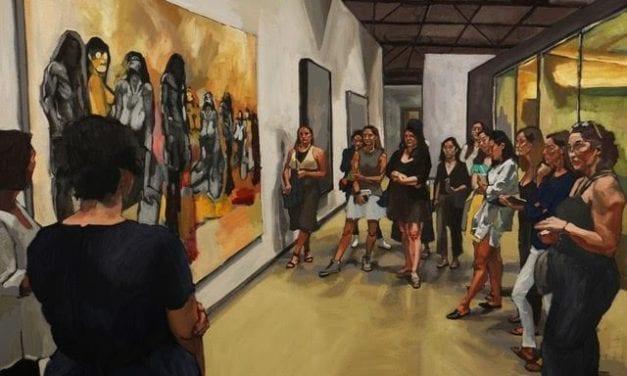Hollywood Native Danny Glass at Spectrum Miami/Miami Art Week