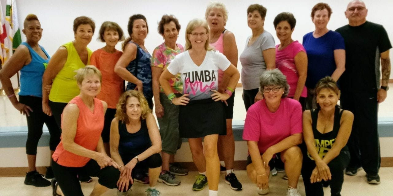 Come Zumba on Fridays at Hollywood Beach Community Center