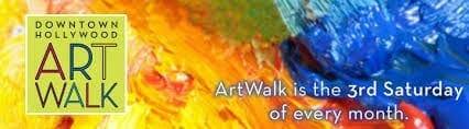 Hollywood Art Walk set for Sat., Jan. 20