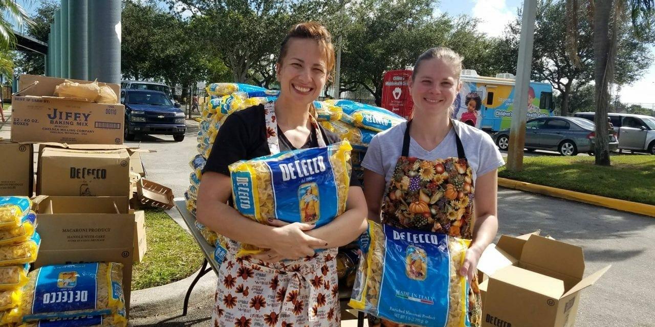 Community Enhancement Collaboration Awarded a $40,000 Grant for 'Feeding Seniors' Program