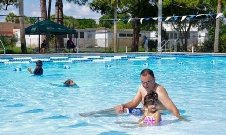 Learn to Swim Programs Offered at Driftwood Community Pool