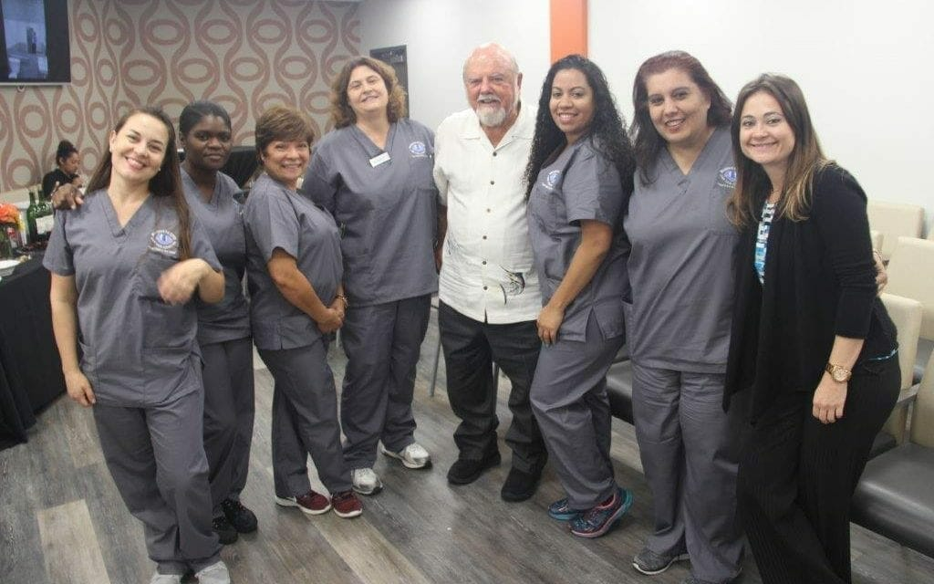 Ophthalmologist Stanley Braverman Celebrates His Move to Hollywood