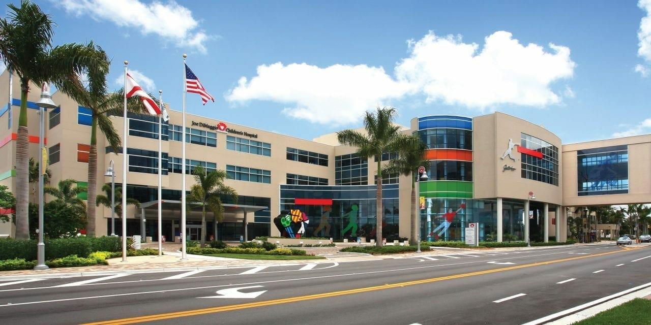 Caitlin Beck Stella Named CEO of Joe DiMaggio Children's Hospital
