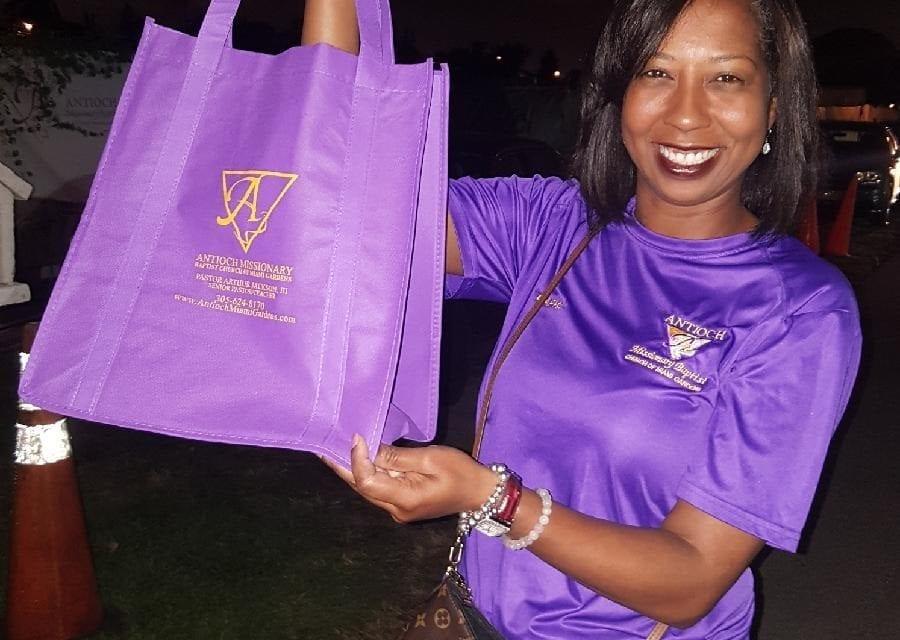 Hollywood Resident Daphne Dilbert Receives President's Volunteer Service Award