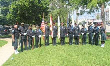 Hollywood Police Honor Six Fallen Officers and One Canine During Annual Ceremony