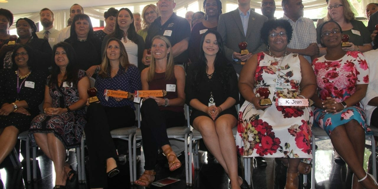 Greater Hollywood Chamber of Commerce honors teachers of the year