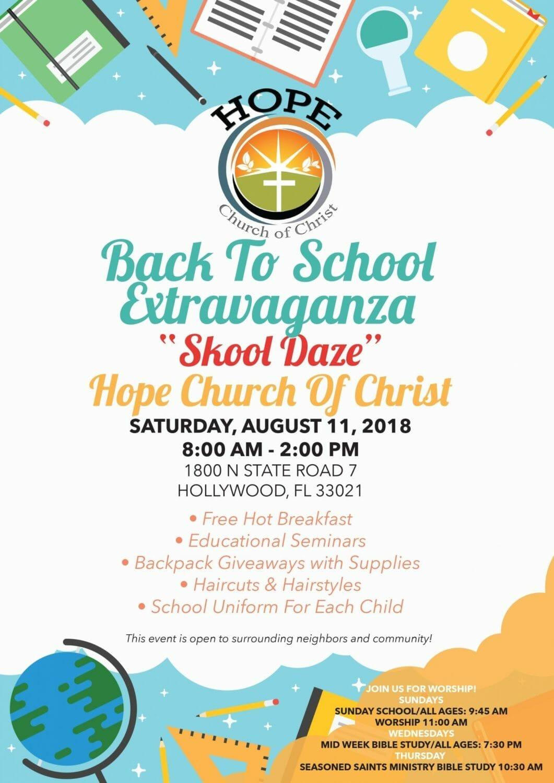 Back to School Extravaganza: School Daze • Hollywood Gazette