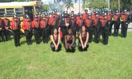 South Broward High School Marching Band Gets Ready For Season