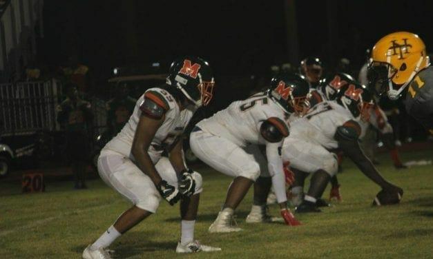 McArthur High School is 5-0 in High School Football