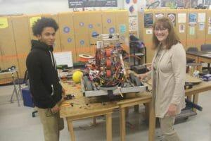 Hollywood Hills robotics team competes in South Carolina