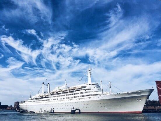 Zaandam and Rotterdam dock at Port Everglades