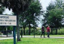 Hollywood Begins Opening Parks