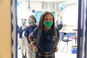 Calvary Christian Academy Hollywood Begins School Year On Campus and Online