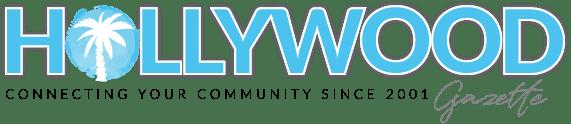 logo hollywood gazette